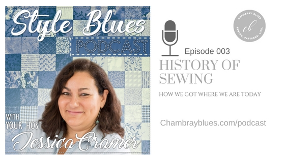 The History of Sewing, How We Got Where We are Today