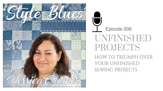 How to Triumph Over Your Unfinished Sewing Projects