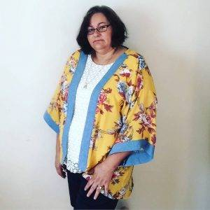 Get the most from your sewing patterns. Here's how you can get 4 unique looks from the same pattern by changing trims and fabrics.