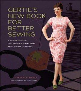 Gertie's New Book for Better Sewing | Chambray Blues | www.chambrayblues.com