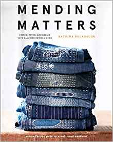 Mending Matters | Chambray Blues