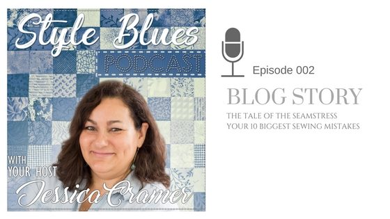 The Tale of the Seamstress|Chambray blues blog|www.chambrayblues.com